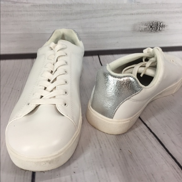 H\u0026M Shoes | Divided H M White Sneakers